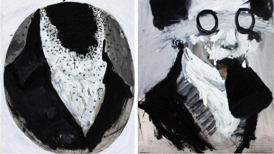 Contemplación de su retablo. José Vivenes. (2015)