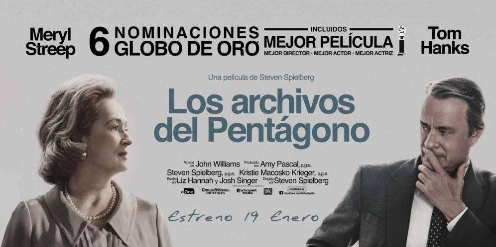 Los archivos del Pentágono 2
