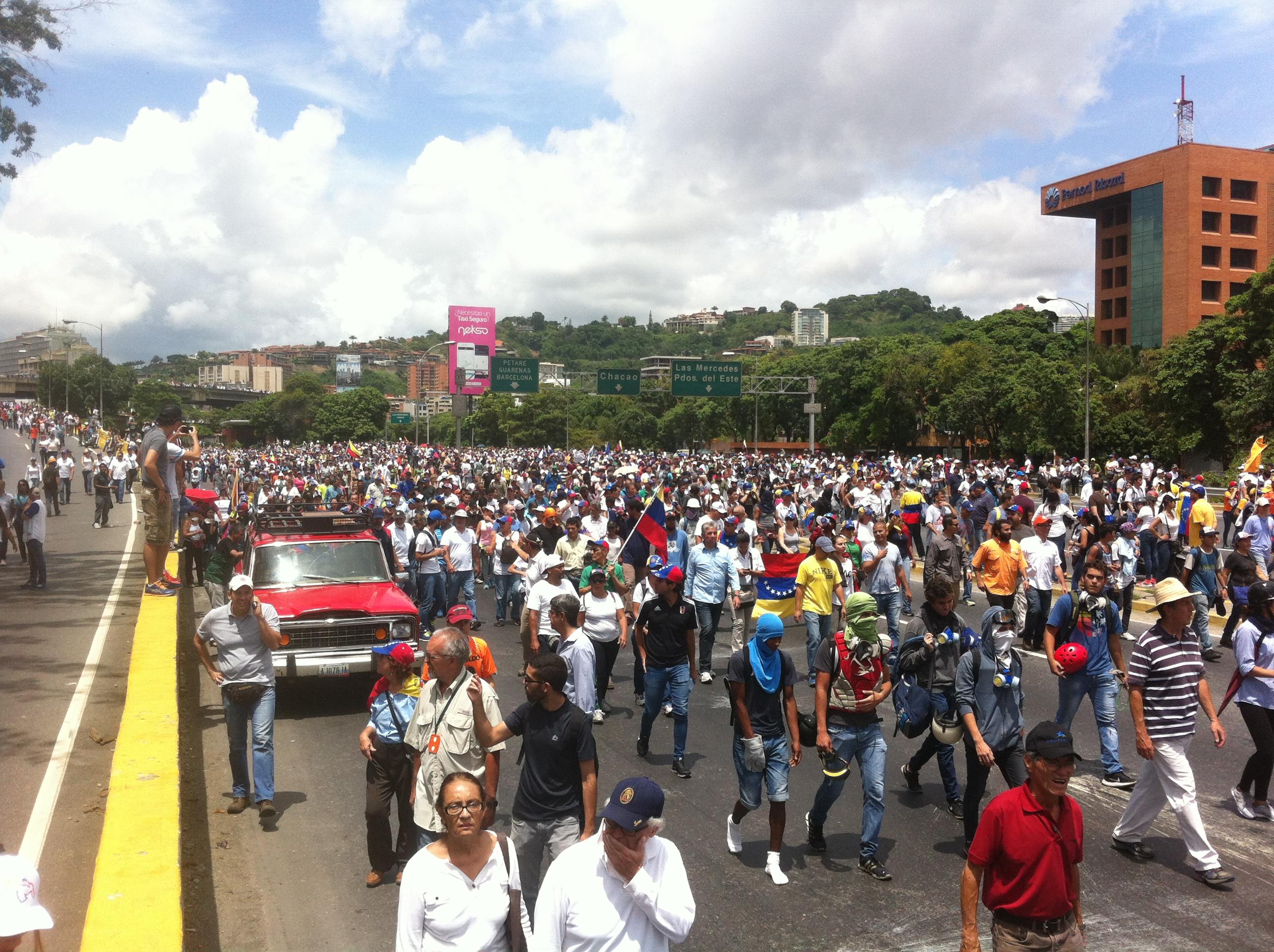 CIDH urge a gobierno venezolano garantizar al máximo la labor periodística 2
