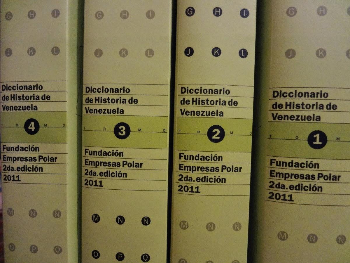 Diccionario de Historia de Venezuela en línea