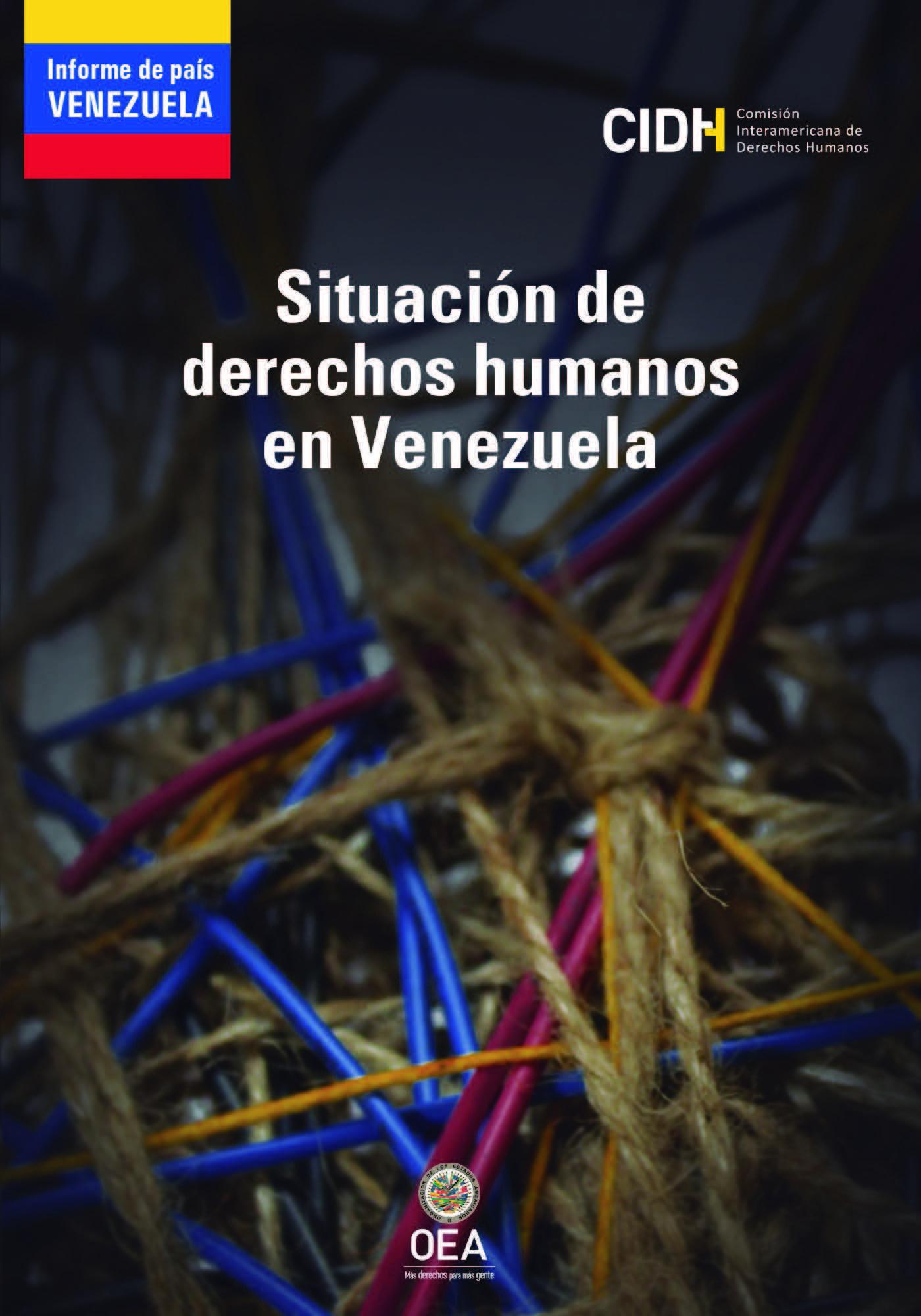 CIDH urge a gobierno venezolano garantizar al máximo la labor periodística y condenar públicamente la violencia contra la prensa