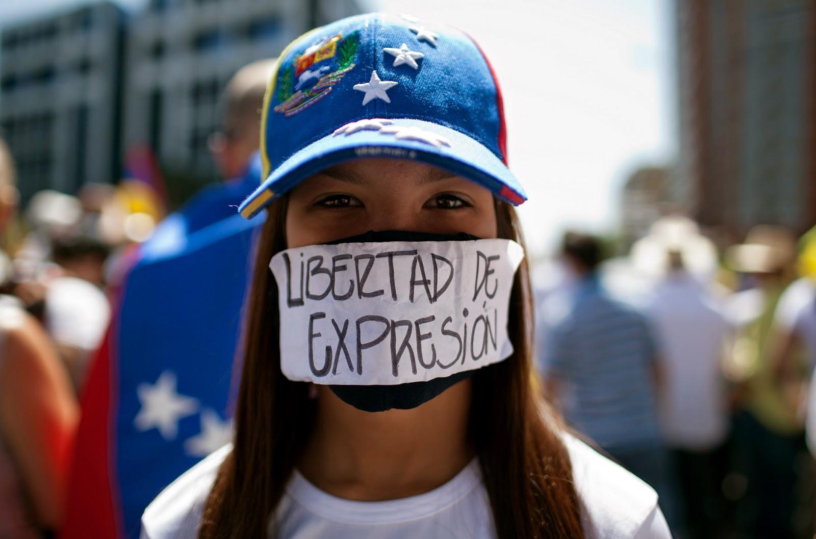 Sigue el holocausto de los medios en Venezuela
