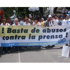 A, Libertades de expresión y de información bajo asedio en América Latina