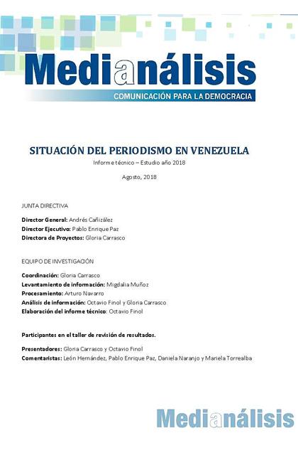 I. Medianalisis