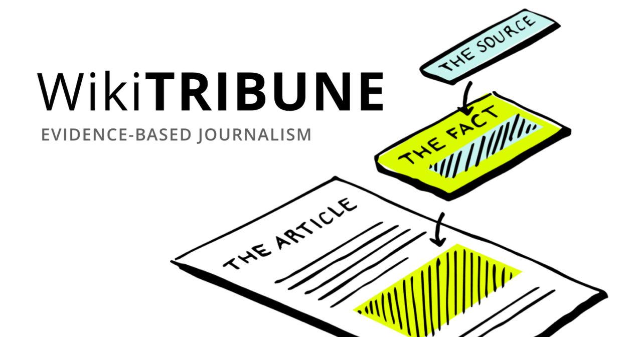 WikiTribune, un periódico contra las noticias falsas