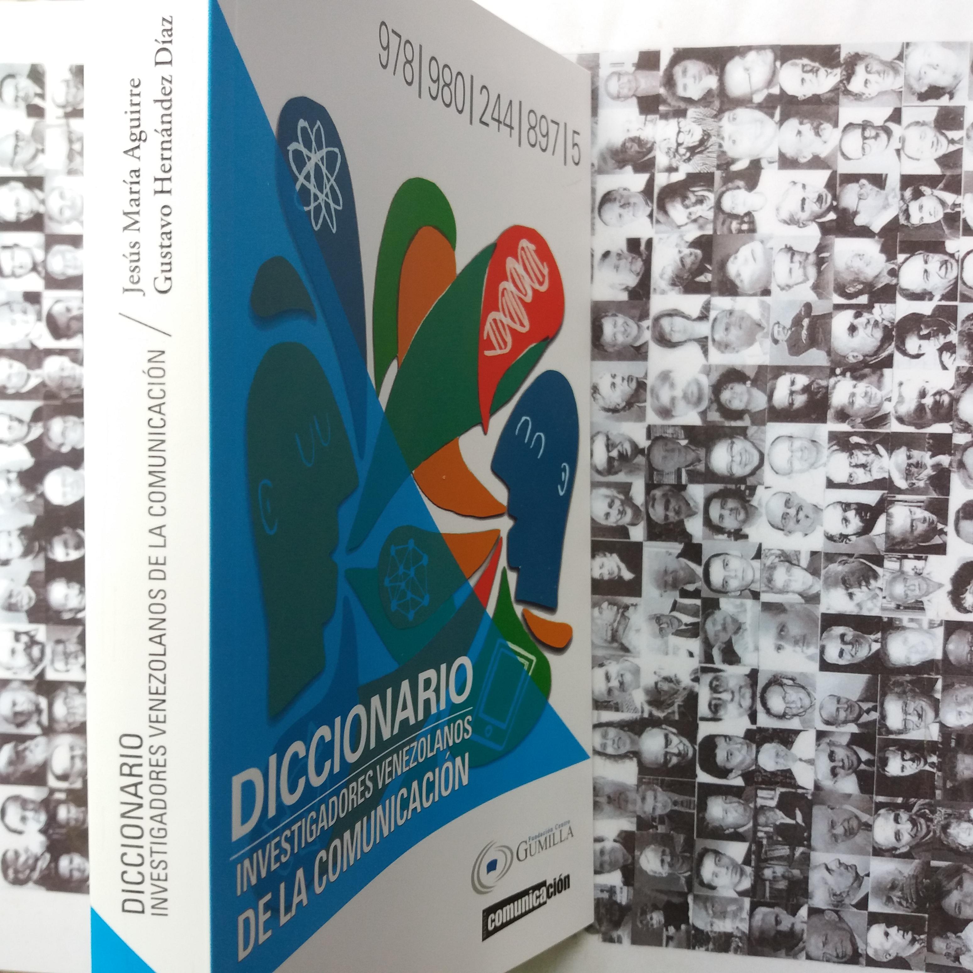 Diccionario de investigadores venezolanos de la comunicación