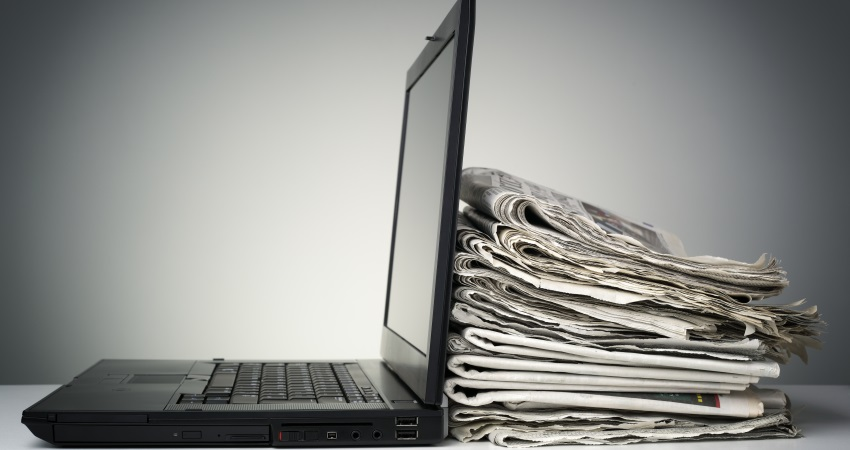 Internet and electronic online news