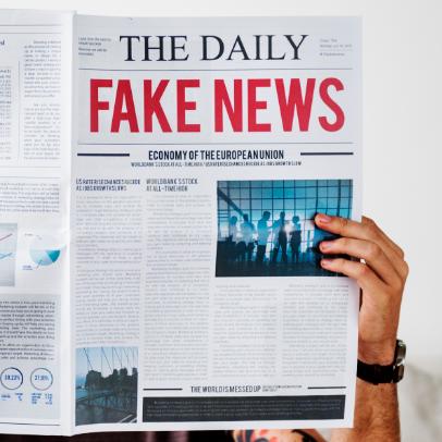 Opinión - FAKE NEWS reclamando límites para la manipulación impune
