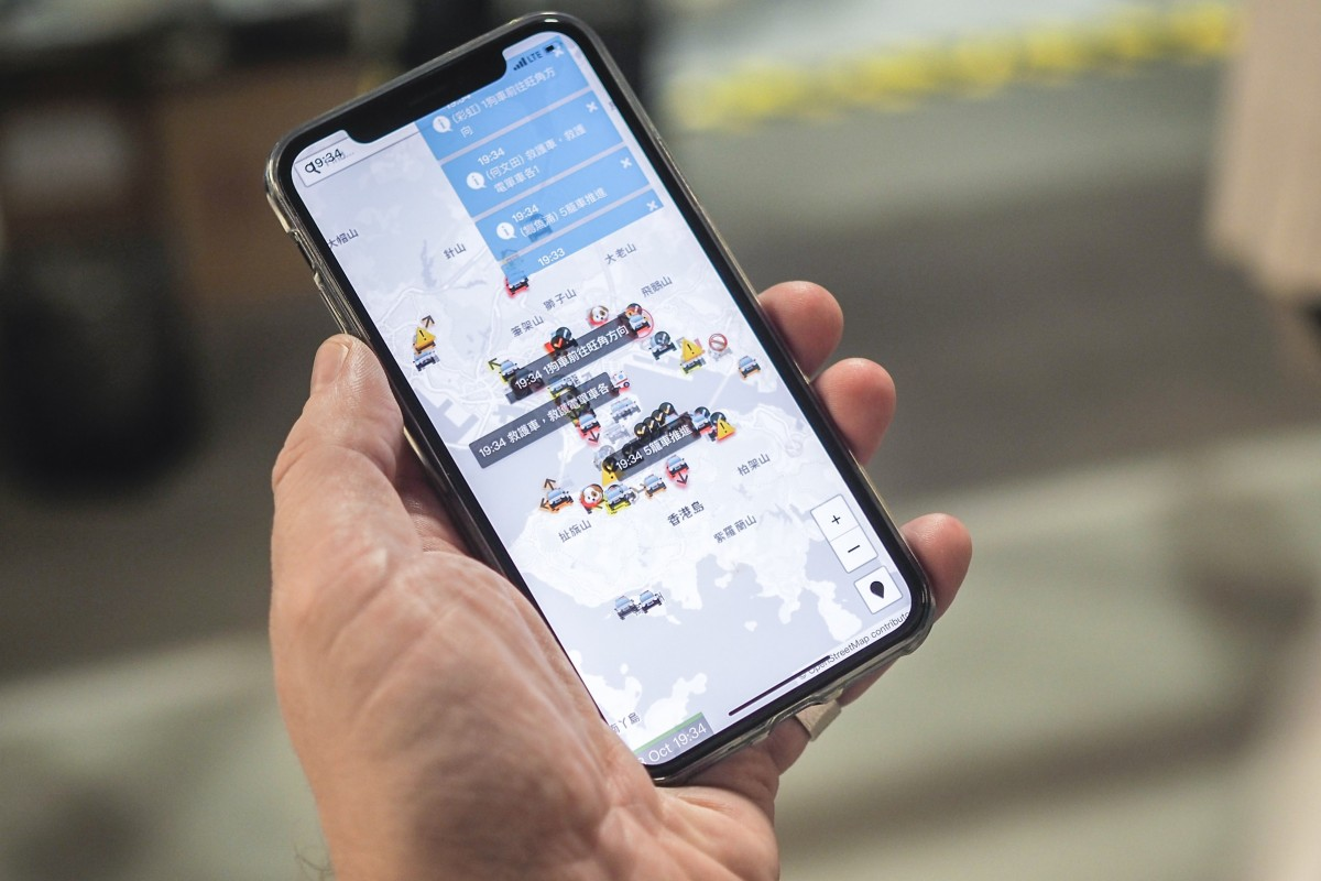 Apple cede a las exigencias del gobierno chino y retira una aplicación
