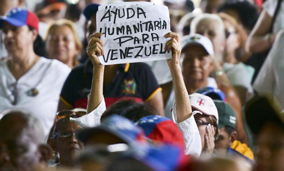 La crisis humanitaria: nos miramos desde lo externo