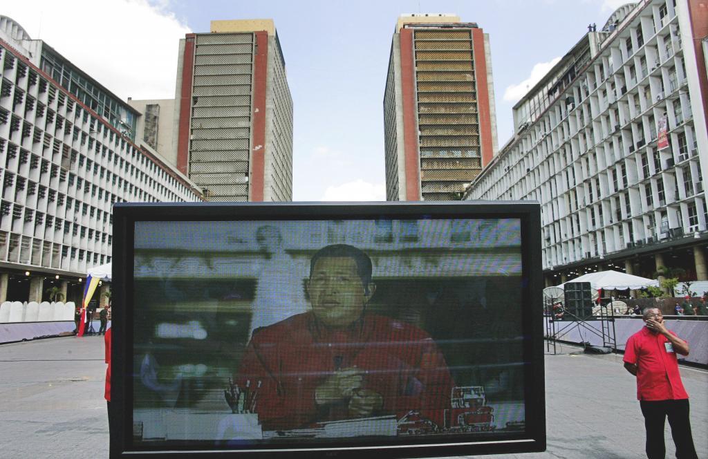 Venezuela: la neolengua de la revolución