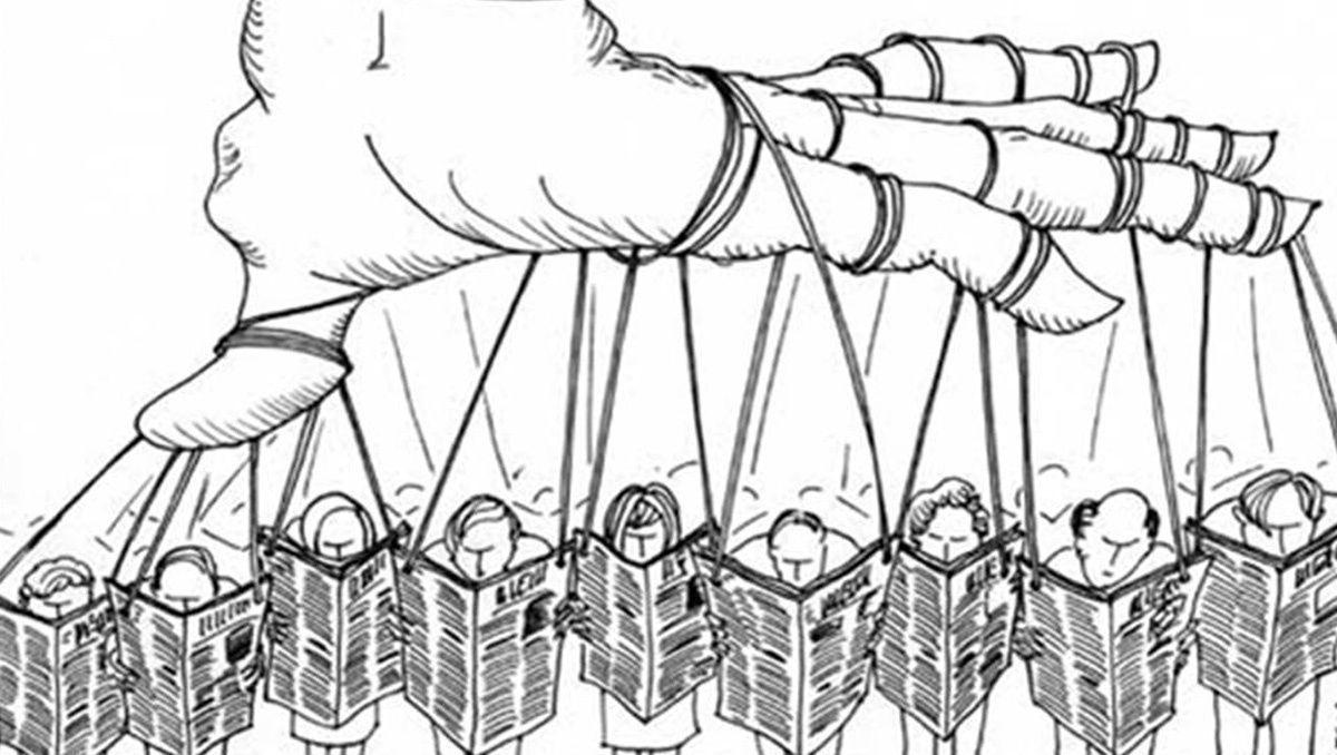 Poder y medios de comunicación: entre la democratización y el autoritarismo. La sinuosa historia venezolana