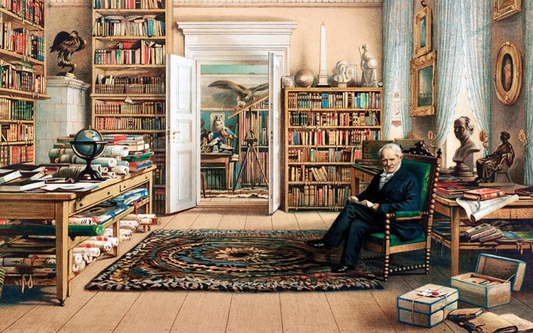 La estética literaria en el trabajo científico de Alejandro de Humboldt