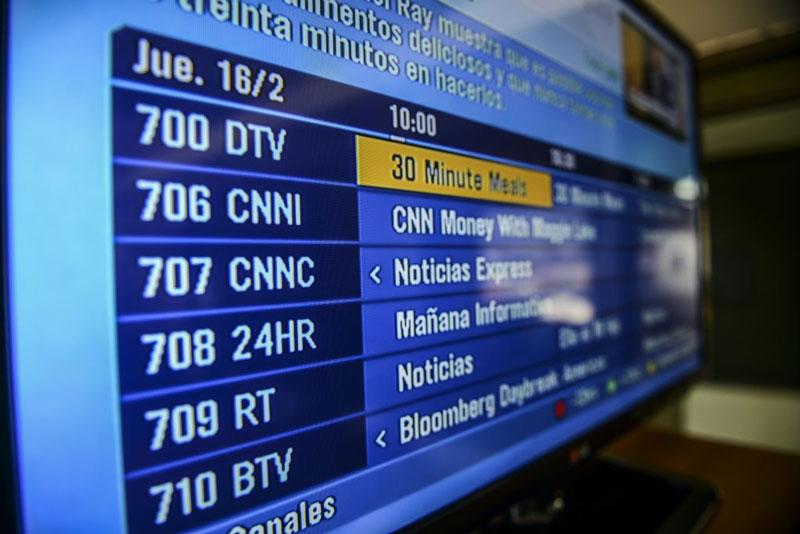 A propósito del apagón de DirecTV: la televisión de pago en Venezuela