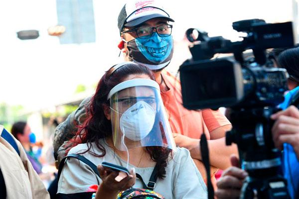 Periodistas, ni a favor, ni en contra de la cuarentena