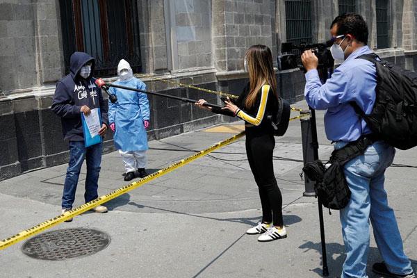 Nuevos retos del periodismo ante la pandemia. Día del Periodista