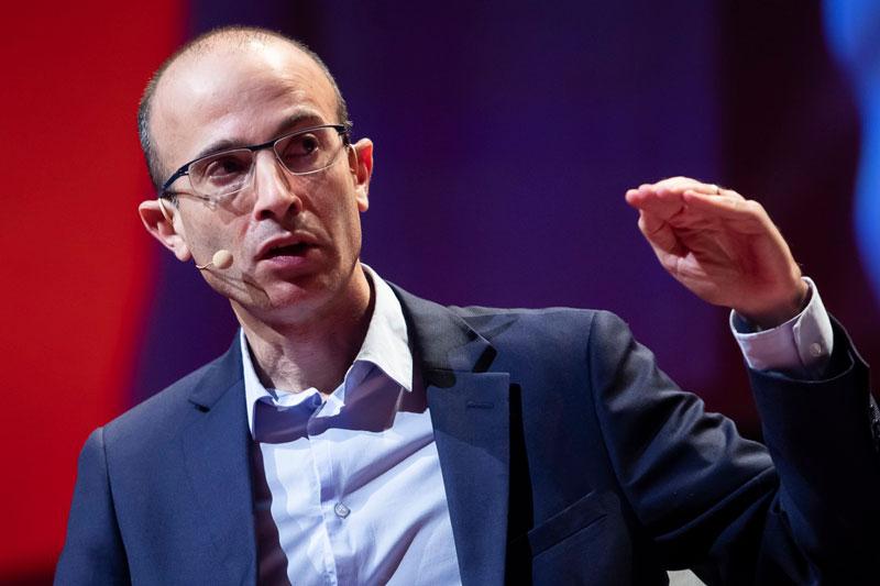 """Yuval Noah Harari """"Superaremos la pandemia, pero corremos el peligro de despertar a un mundo diferente"""""""