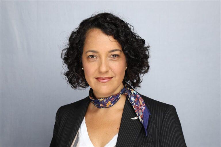 Periodista mexicana Luisa Ortiz Pérez, cofundadora de Vita-Activa.org.