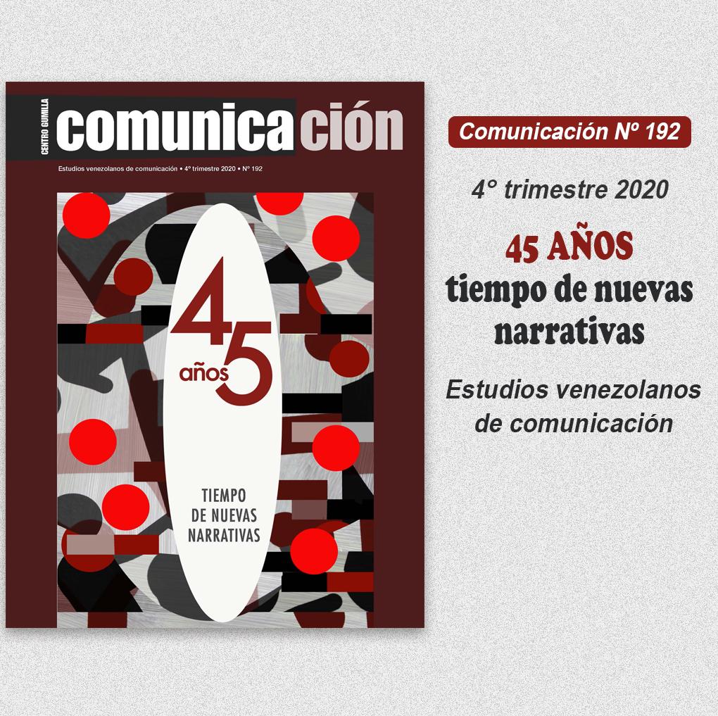 Descargar Revista Comunicación Nº 192