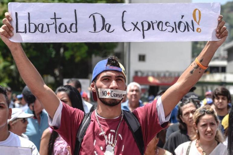 Informe Sombra 2019: 642 alertas contra la libertad de prensa en Venezuela