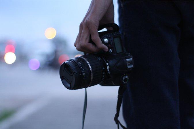 La fotografía, el fotógrafo y la narrativa de la violencia