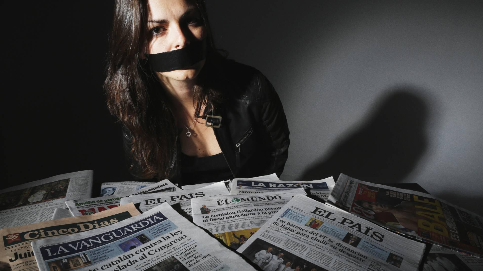 La libertad de prensa e información en Europa, en declive